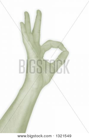Hand Nr. 0 – Zero