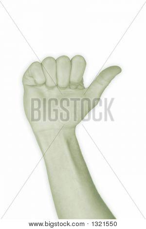 Hand Nr. 8 – Eight