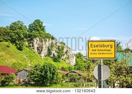 Eselsburg