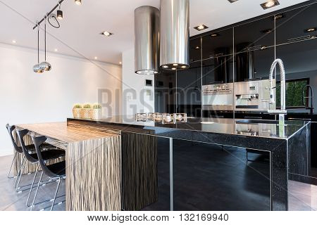 Kitchen With Wow Effect