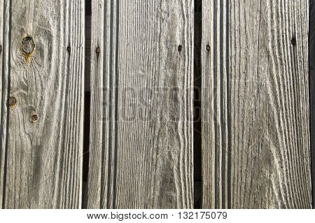 photo on the wooden fence of old boards