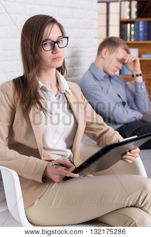 Hard Work Of Psychotherapist