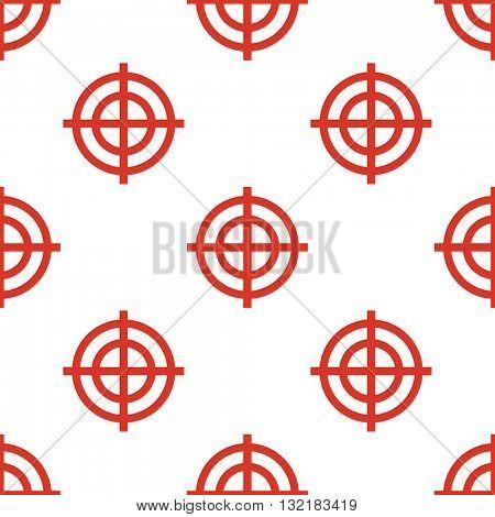 Targets seamless pattern
