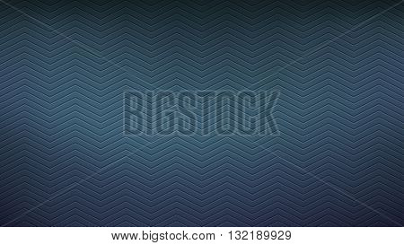 Abstract background with pattern of zigzag lines