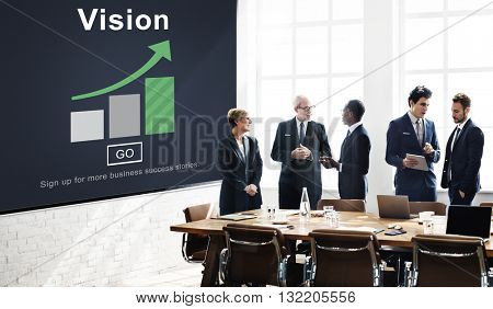 Vision Strategy Planning Direction Aspirations Concept