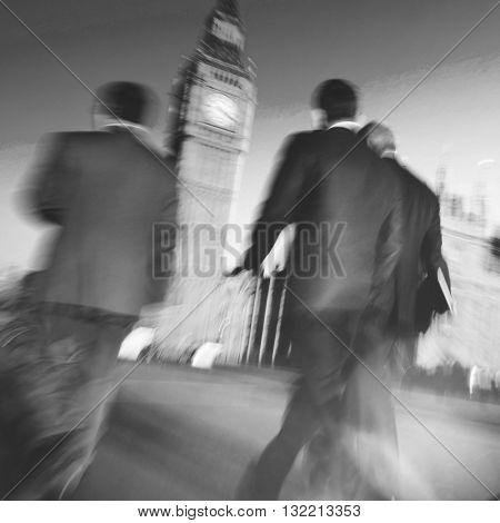 City Gentlemen Work Concept