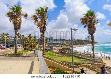 Givat Aliyah Beach, Jaffa
