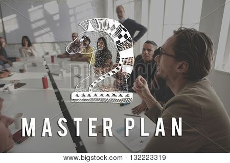Master Plan Design Operations Planning Process Concept