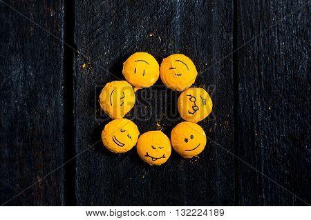 Yellow Smile Like A Sun