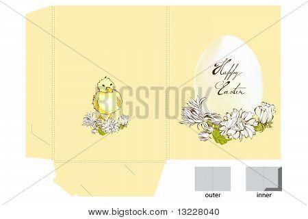 Easter Folder
