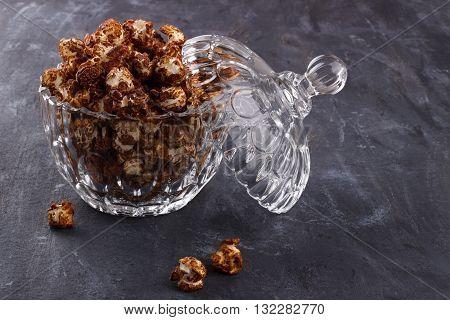 Sweet Chocolate Popcorn
