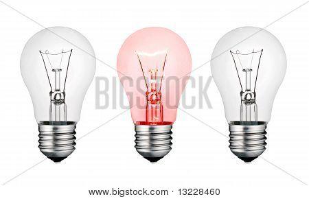 Red Hot Concept Idea