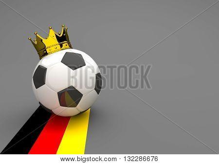 Football Crown Germany