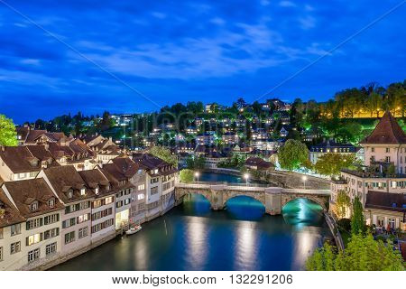 Bern. Image of Bern capital city of Switzerland