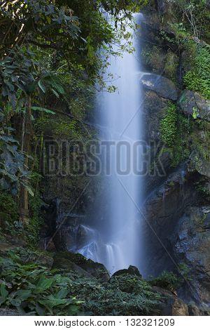 Mok (Morg) Fa Waterfall Doi Suthep-Pui National Park Mae Malai-Pai Rd Chiang Mai Thailand