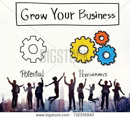Potential Performance Accomplishment Efficiency Concept
