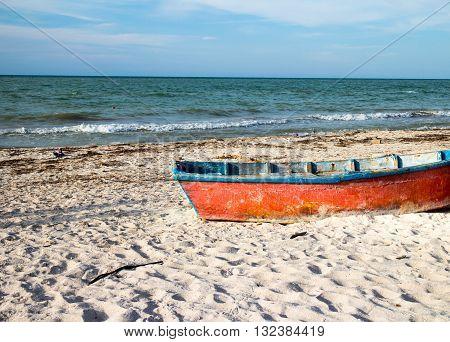 La tranquilidad que se siente en el mar
