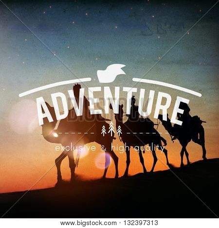 Adventure Experience Journey Trip Vacation Concept