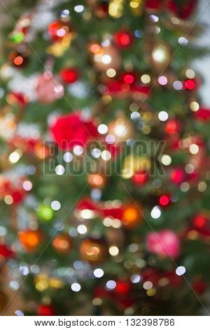 Christmas tree decoration, background. Christmas tree decoration, background