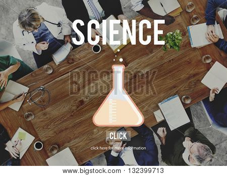 Science Subject Experiment Knowledge Concept