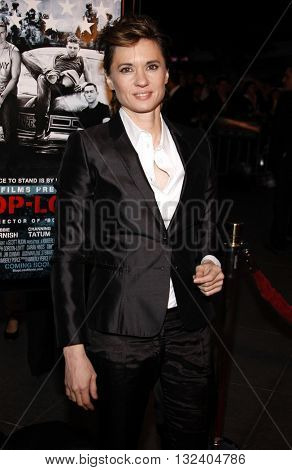 Kimberly Peirce at the Los Angeles premiere of 'STOP-LOSS' held at the DGA Theater in Hollywood, USA on March 17, 2008.