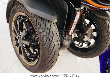 Three Wheel Scooter Tyre