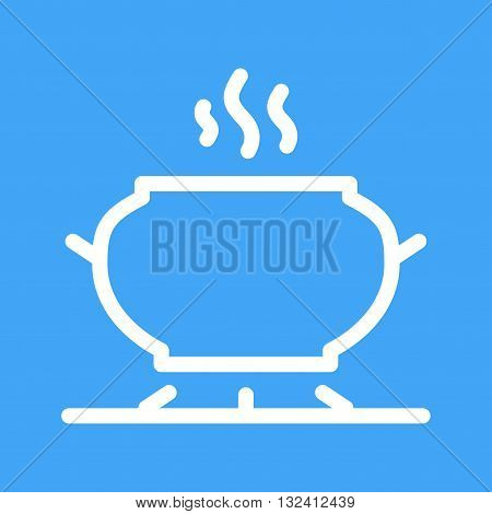 Stove, gas, cooking icon vector image.Can also be used for kitchen. Suitable for mobile apps, web apps and print media.