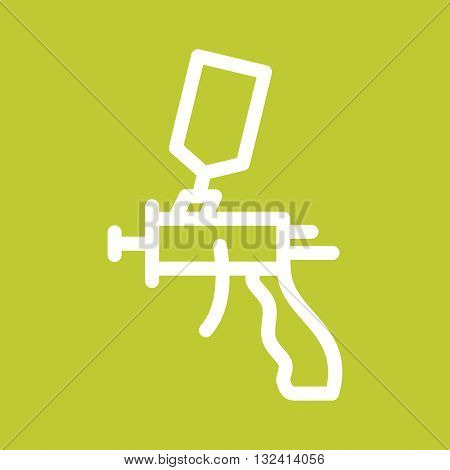 Spray, bottle, cleaner icon vector image. Can also be used for car servicing. Suitable for use on web apps, mobile apps and print media.