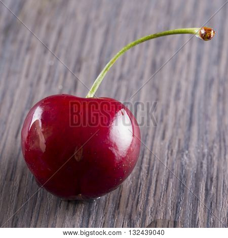 Cherry Over Table