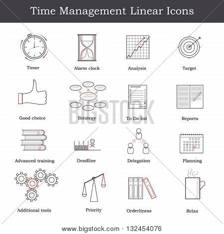 Set of linear