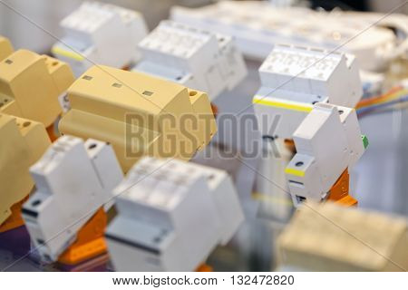 Fuse-box With Fuses