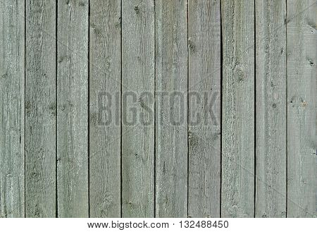 Background texture of old wooden lining boards wall