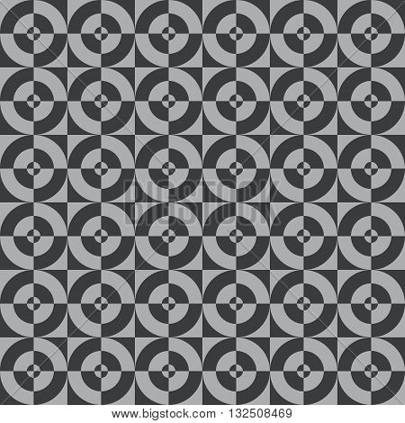 Abstract vintage seamless pattern background vector illustration
