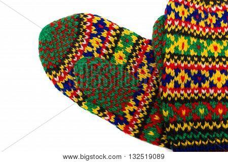 Russian Handmade Mittens