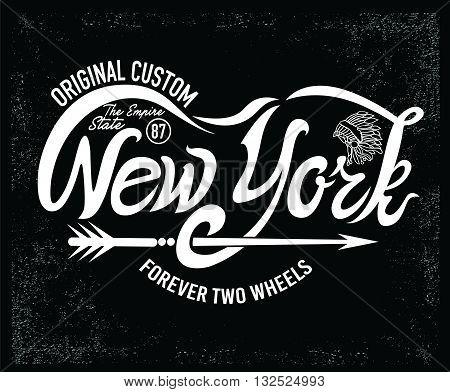 Motorcycle vintage graphics, Road Trip, Bikers T-shirt, t-shirt graphic, Motorcycle Emblem
