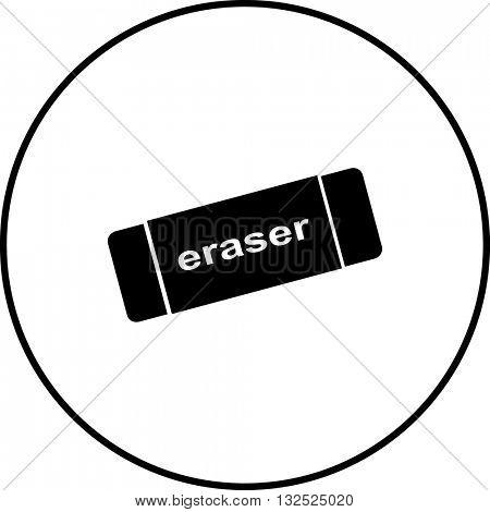 eraser symbol