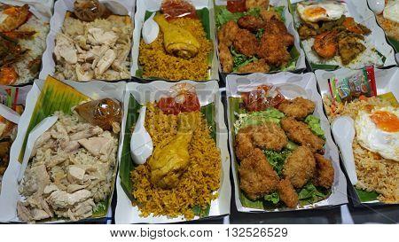 Traditional Thai Street Food