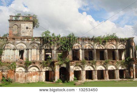 Old eighteenth century building