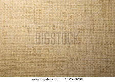 white local weave papyrus texture wallpaper decoration.