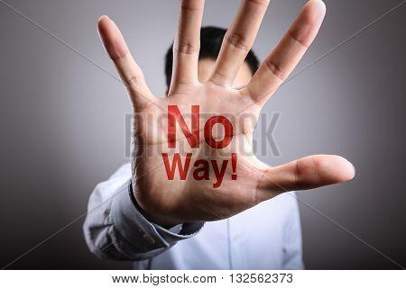 No Way Hand