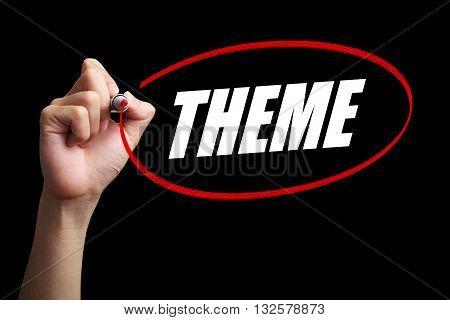 Theme Word Concept