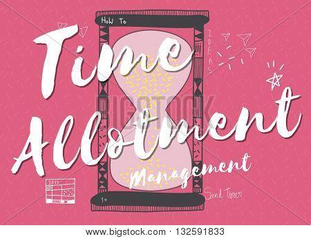 TIme Clock Hour Minute Alarm Concept