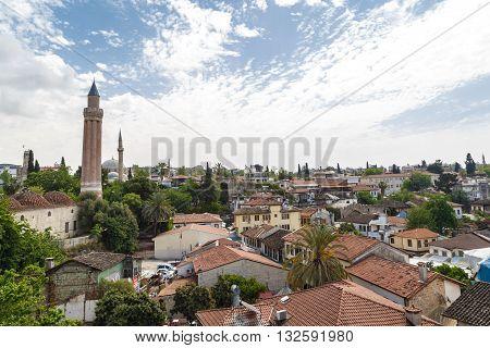 Antalya Landscape View
