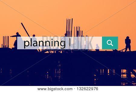Planning Ideas Operation Solution Process Tactics Concept