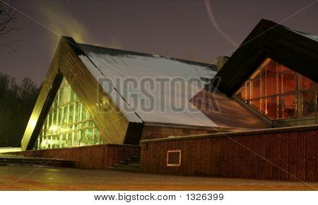 Three-Cornered Buildings