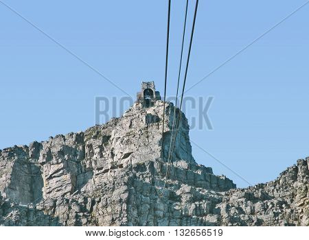 Table Mountain Cable Way, Cape Town South Africa 69