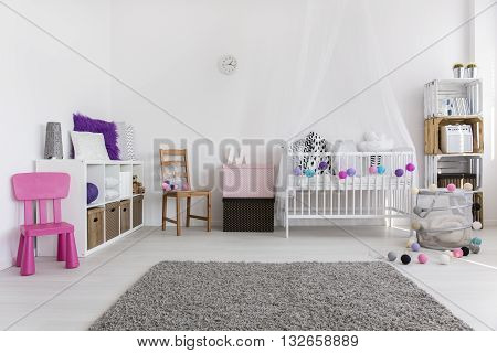 Spacious Cute Room Perfect For Kid