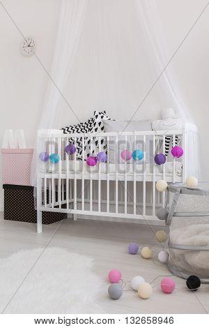 Unusual Baby's Cradle