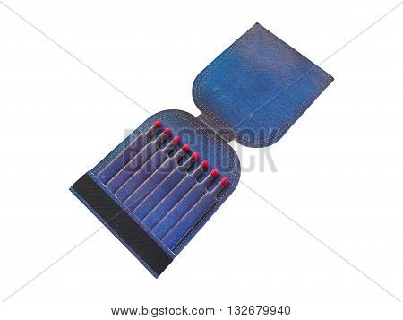 Matches in a box fire material wooden ignition sulfur flame season summer forest