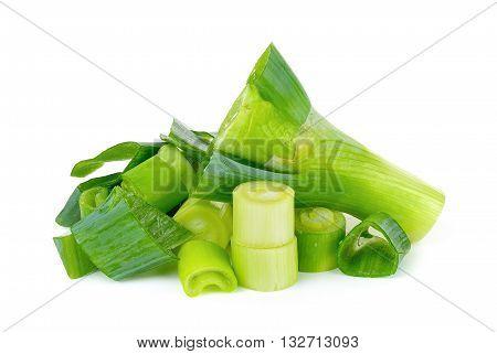 Sliced Japanese Bunching Onion